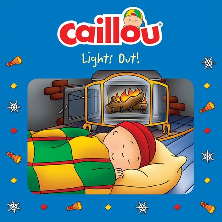 Caillou Lights Out! Read Along (Slowed version)
