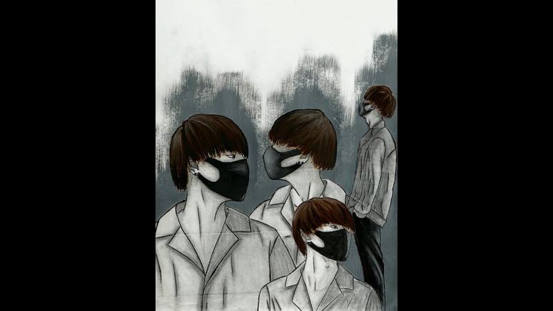 Min Yoongi Suga (BTS) / Мин Юнги Шуга БТС | рисунок | drawing | fanart | by Yutaka San