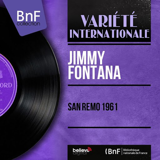 Jimmy Fontana альбом San Remo 1961 (Mono Version)