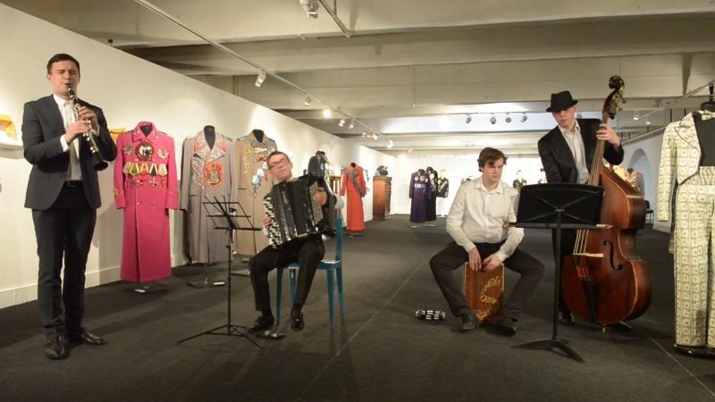 Праздничный концерт на выставке «Шкафы Москвы» в Музее Москвы