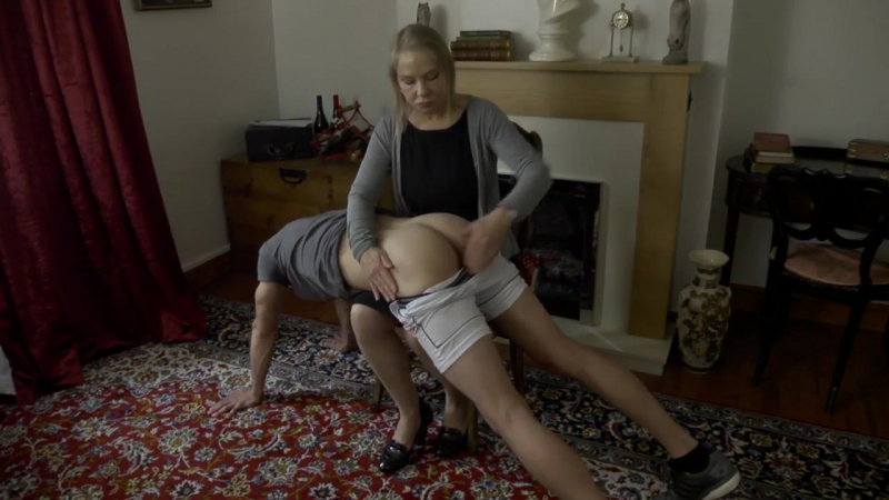 Domestic Discipline Spanking and paddling