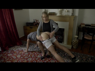 Domestic discipline: spanking and paddling