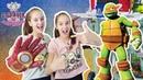 Страна девчонок • Бибоп и Рокстеди захватили дом Черепашек Ниндзя!