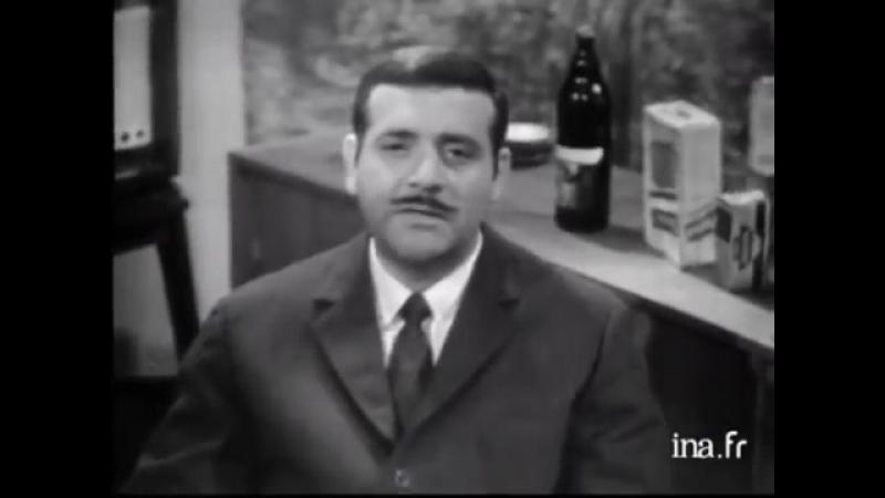 Jean Yanne 'La confession d'un homme' - Archive INA.mp4