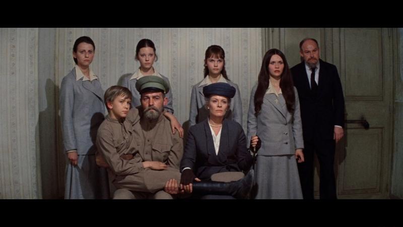 Николай и Александра 1971 драма история Франклин Дж Шаффнер
