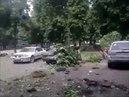 Бомбардировка Луганска украинской авиацией. 18