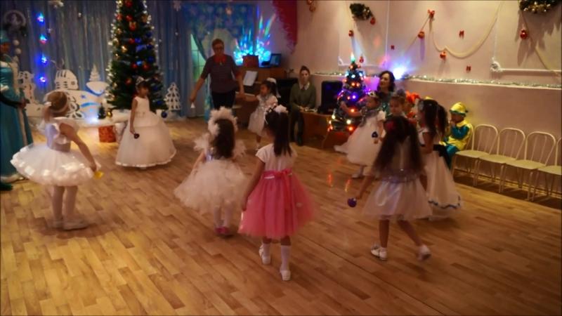 Новогодний праздник в детском саду 2018