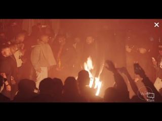 Kanye West & Kid Cudi - Kids See Ghosts - Los Angeles Listening Party