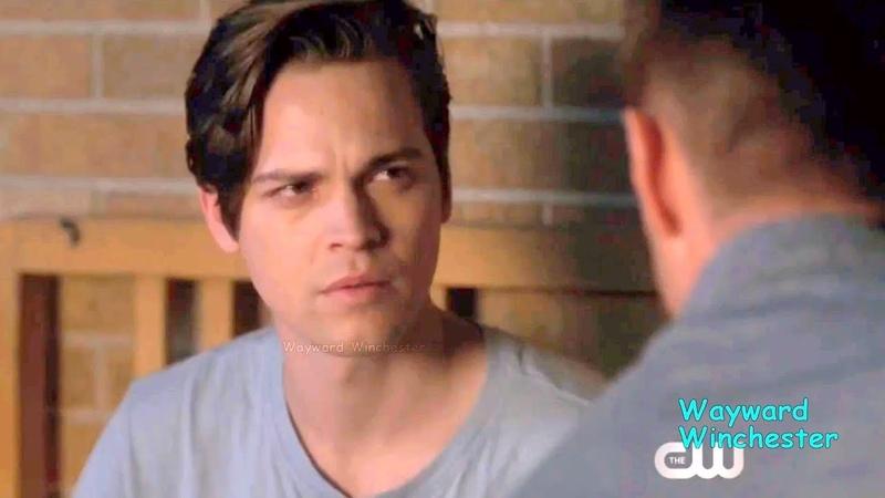 Supernatural 13x23 Jack Gets Nightmares Dean Comforts Him