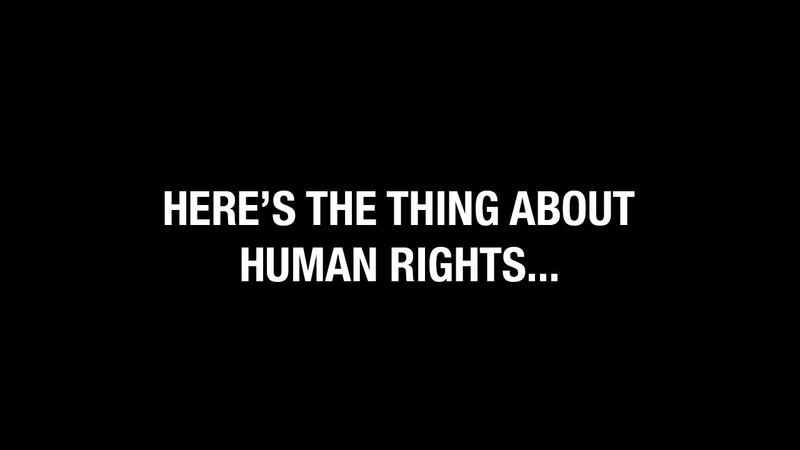 Here's the Thing About Human Rights | EF Educational Tours