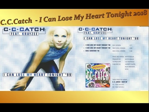 C.C.Catch - I Can Lose My Heart Tonight 2018 (TonyTim Reboot)