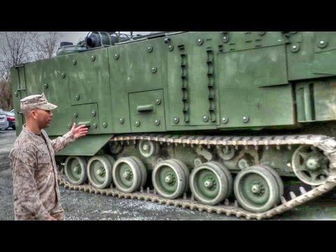 Assault Amphibious Vehicle Survivability Upgrade Program (AAV SUP)