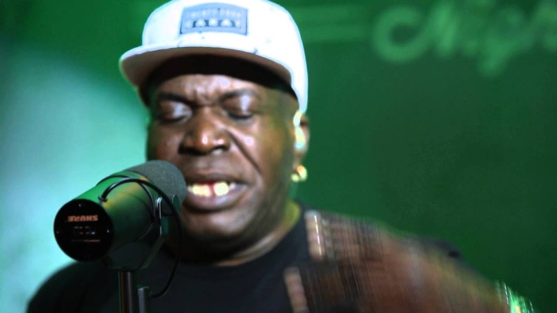 Barrington Levy - Broader Than Broadway (Catch A Fire Nights with Native Wayne)