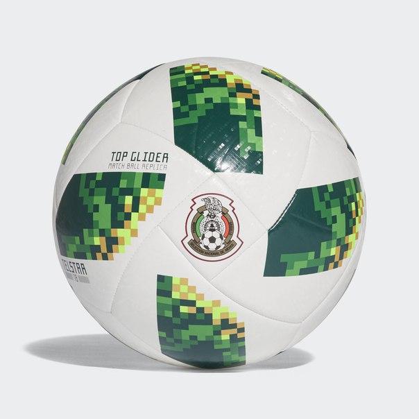 Футбольный мяч Мексика FIFA World Cup