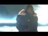 Выступление Kendrick Lamar с песнями «HUMBLE.», «ELEMENT.» и «All The Stars» на финале «NCAA»
