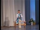 Марийский танец «Лийдыме вашлиймаш». Мария Степанова