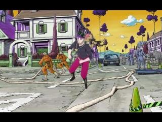 Rohan dances in the wrong neighborhood