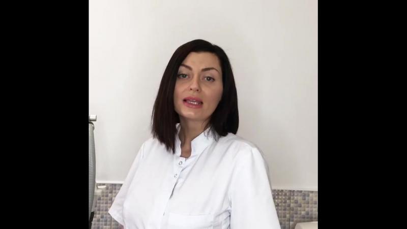 Мария Юрковская о пилингах