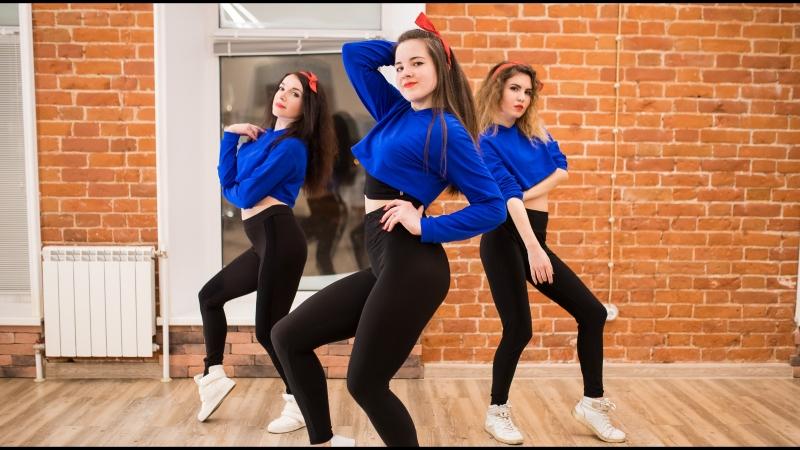 Jazz funk /Танцы в Омске / Студия танца Багира