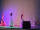 Средняя группа Студии восточного танца Джумана - Цветы востока