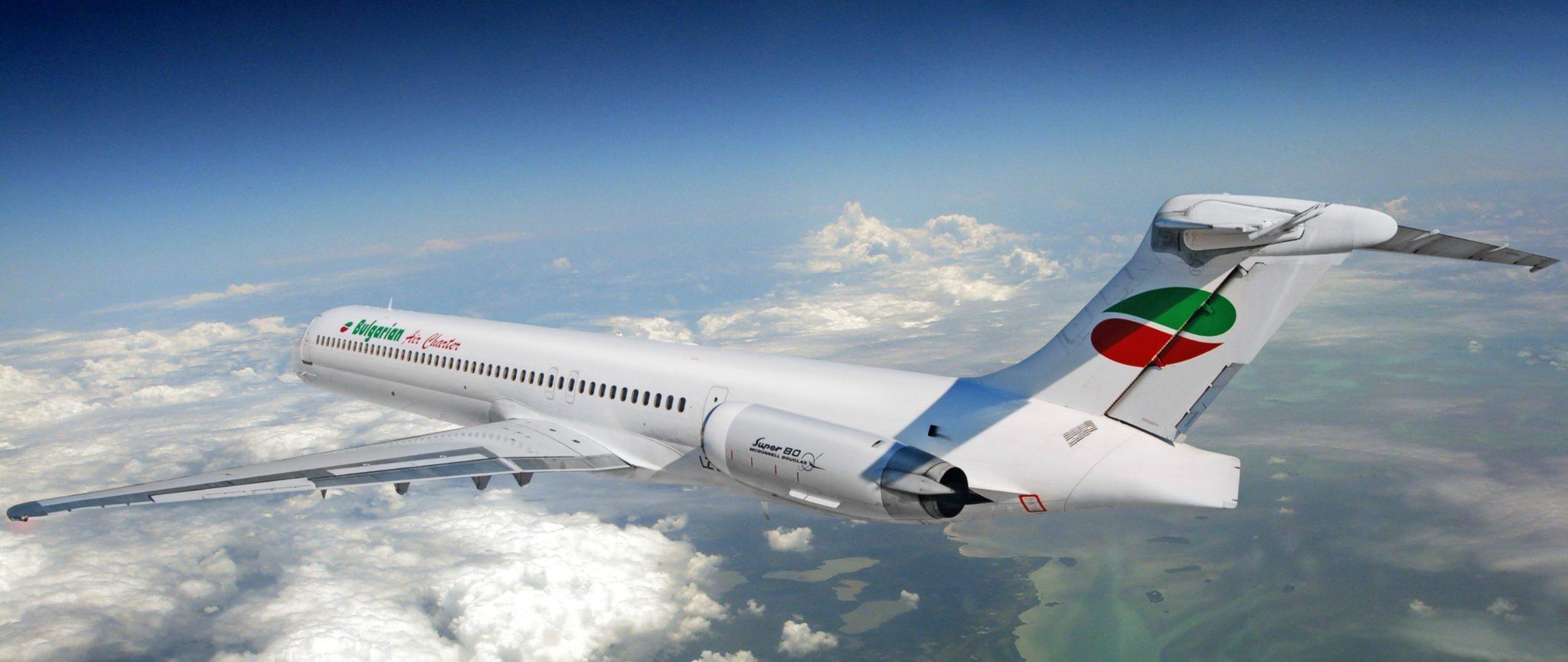 Визуализация полета McDonnell Douglas