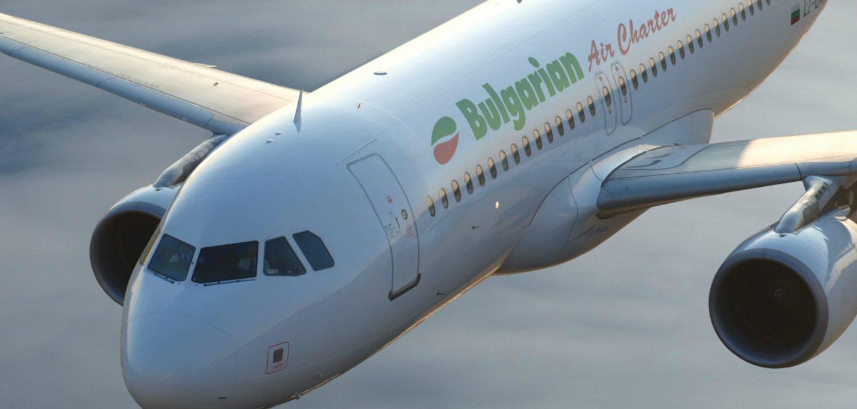 Визуализация полета самолета