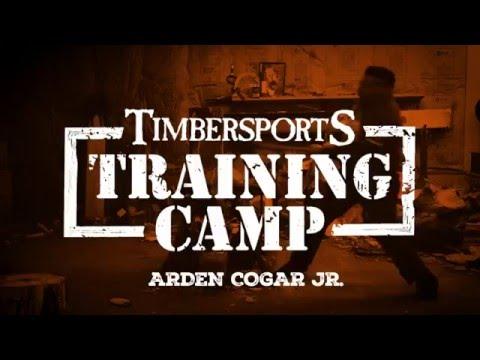 Training with Arden Cogar Jr.
