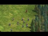 Странный анонс трейлера выхода Age of Empires: Definitive Edition.