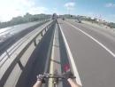 Велосипедист вышел на тропу войны...