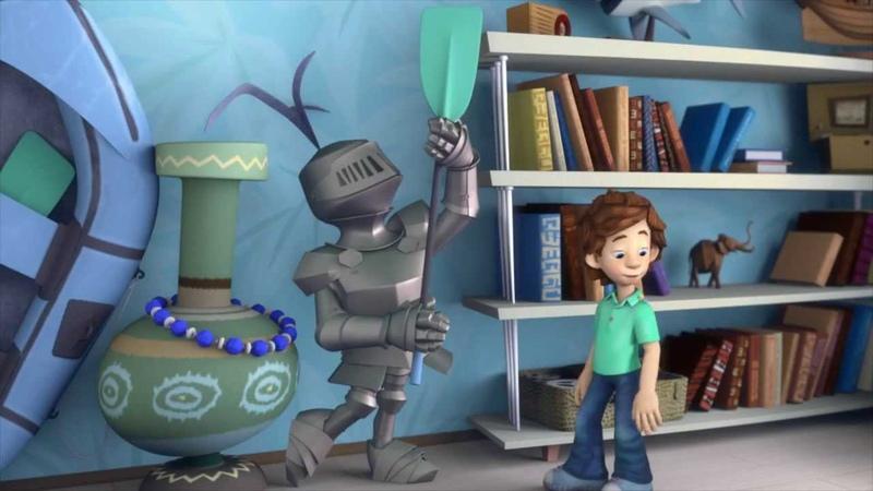 Фиксики - Доспехи | Познавательные мультики для детей, школьников