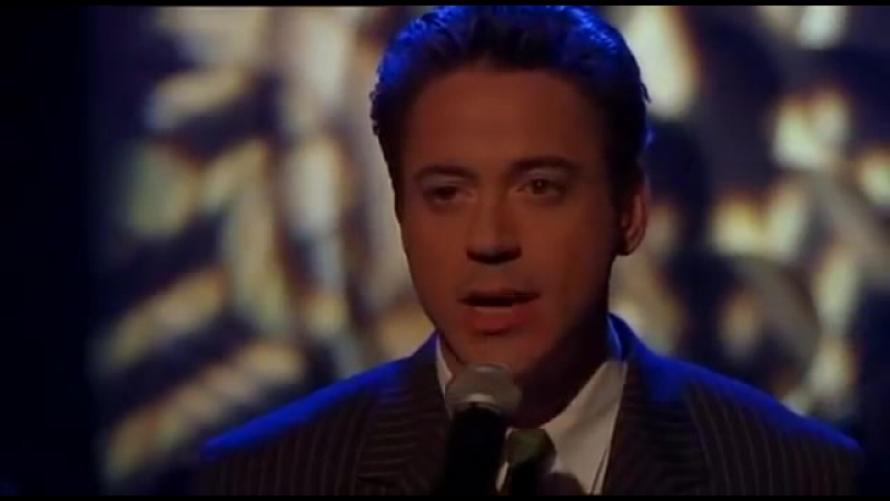Robert Downey Jr. Sting - (Ally McBeal) ❤♋ RusTan ♋❤