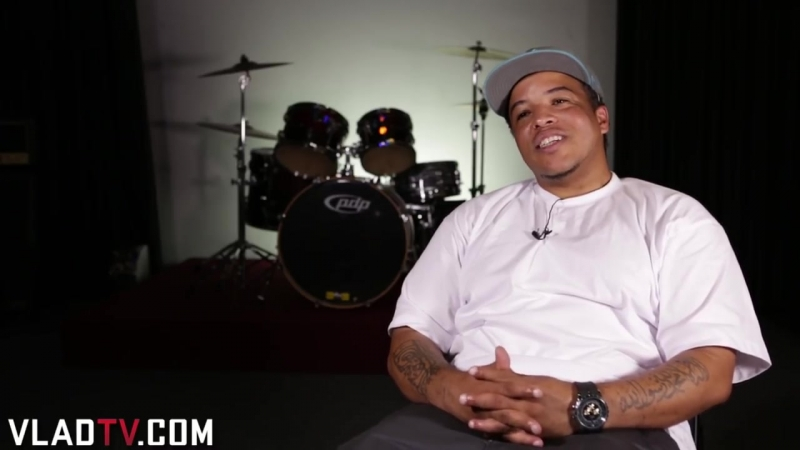 VladTV: BG Knocc Out - Eazy-E Was Never Broke Like In N.W.A Biopic