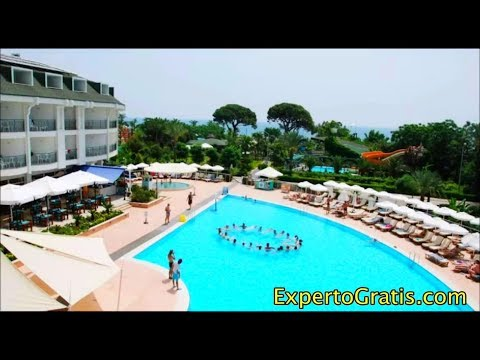 Zena Resort Hotel Camyuva Kemer Turkey
