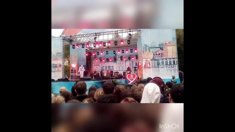 Концерт группы Звери Напитки покрепче. День города в Кирове