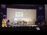 FALLEN ANGELS, Инари - Ikon - B - day (dance)