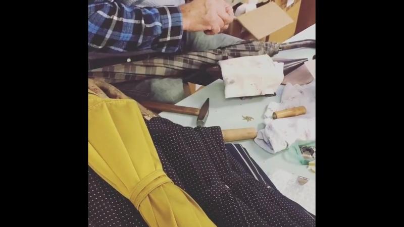 Зонты ручной работы Pasotti