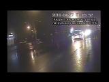 Появилось новое видео с моментом гибели инспектора ДПС в Казани