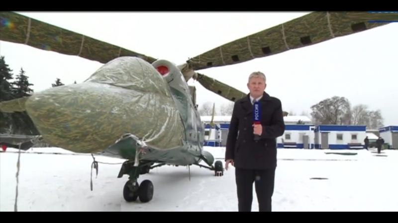 РОСТЕХНОЛОГИИ - Испытан скоростной вертолёт России