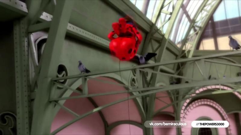 Леди Баг и Супер Кот Тайны Вебизод 1 Двойная жизнь Маринет Канал Disney HD