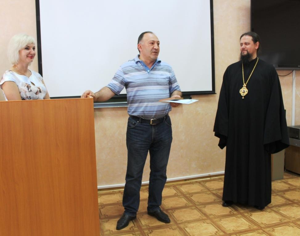 Итоги медиафорума «Доброе слово» подвели в ЕАО в день 1030-летия Крещения Руси
