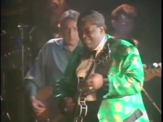 BB King RIP with Gary Moore RIP - The Thrill Is Gone