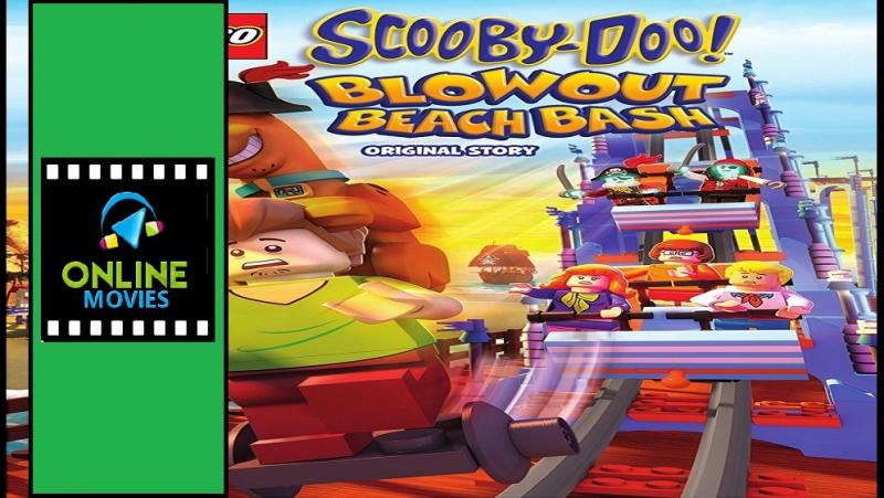 **Lego Scooby-Doo!: Fiesta en la playa - Español Latino - 720p - Link en la descripcion**
