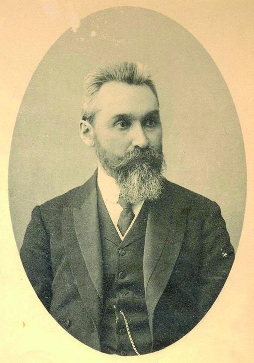 П.И. Новгородцев. 1900-е
