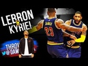LeBron James & Kyrie Irving 63 Pts, 15 Asts Combined! 2016 ECF Game 6 Cleveland Cavaliers vs Raptors