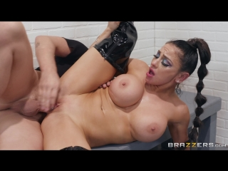 Audrey bitoni (the future is fucked)[2018, big tits,big tits worship,body suit,boots,brunette,dominatrix,femdom,hd 1080p]