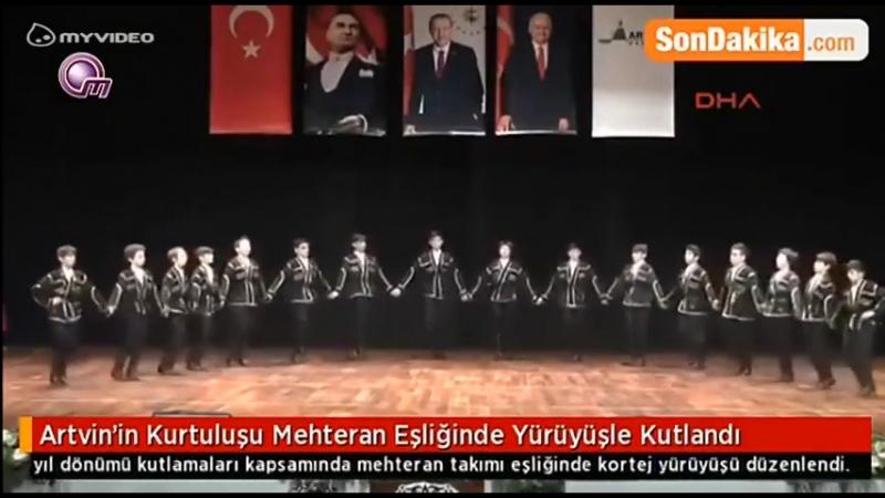 თურქეთში ქართველი ოკუპანტების დამარცხება აღნიშნეს