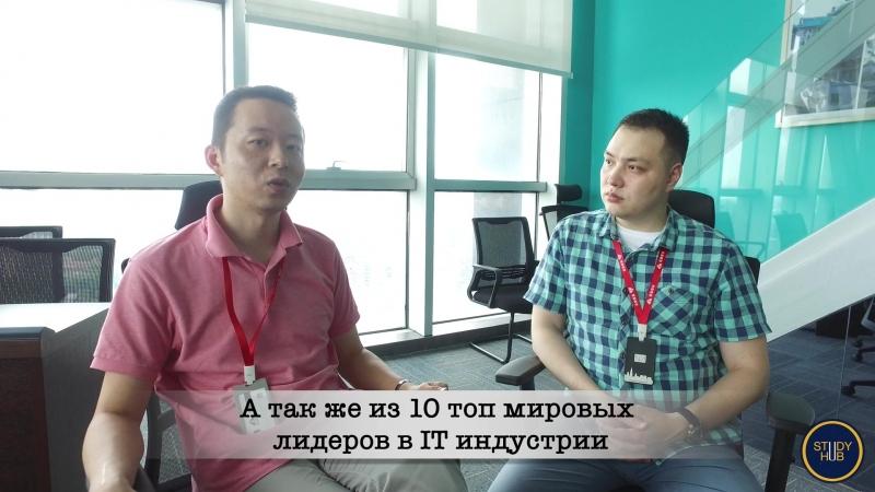 Интервью с вице-президентом Luo Jia Incubator