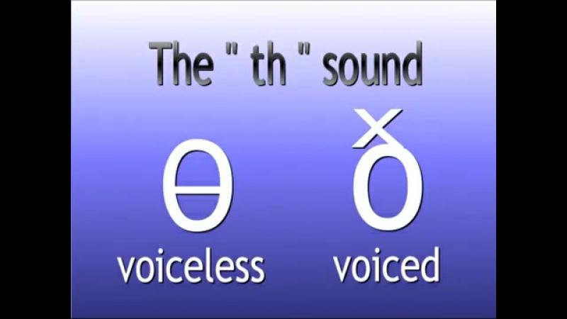 Как правильно произносить звуки [Ө, ð] в словах THANK и THIS от Dave Sconda.