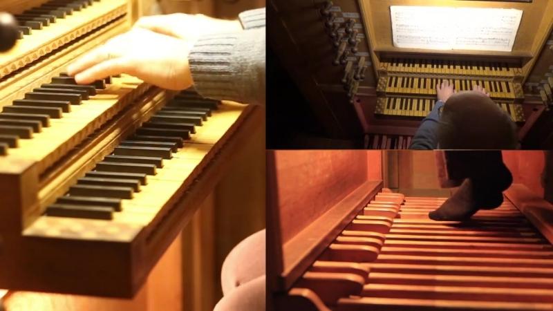 D Buxtehude Prelude in E minor BuxWV 142 Lorenzo Ghielmi Jurgen Ahrend organ of San Simpliciano