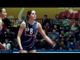 TOP 10 Powerful Volleyball SPIKES by Natalia Malykh (Наталья Малых). Womens Volleyball.